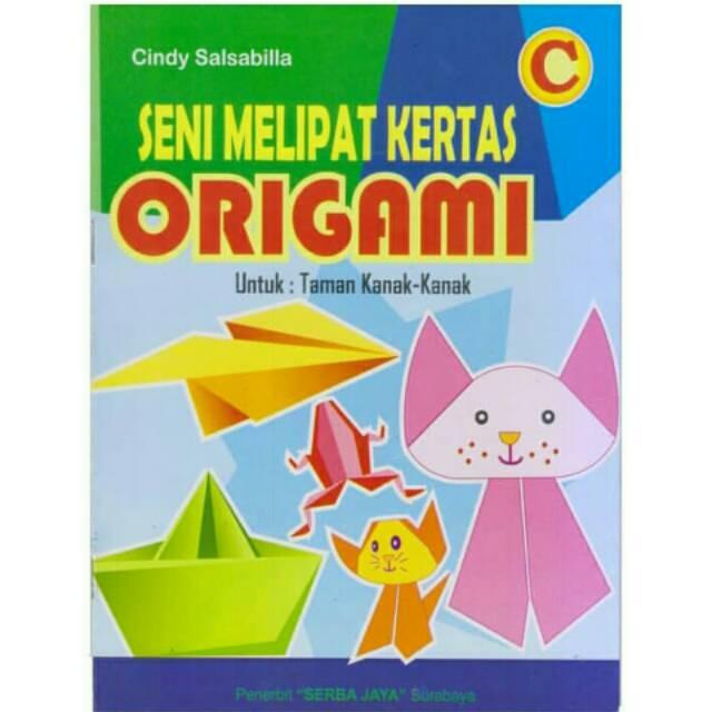 87 Gambar Pemandangan Origami