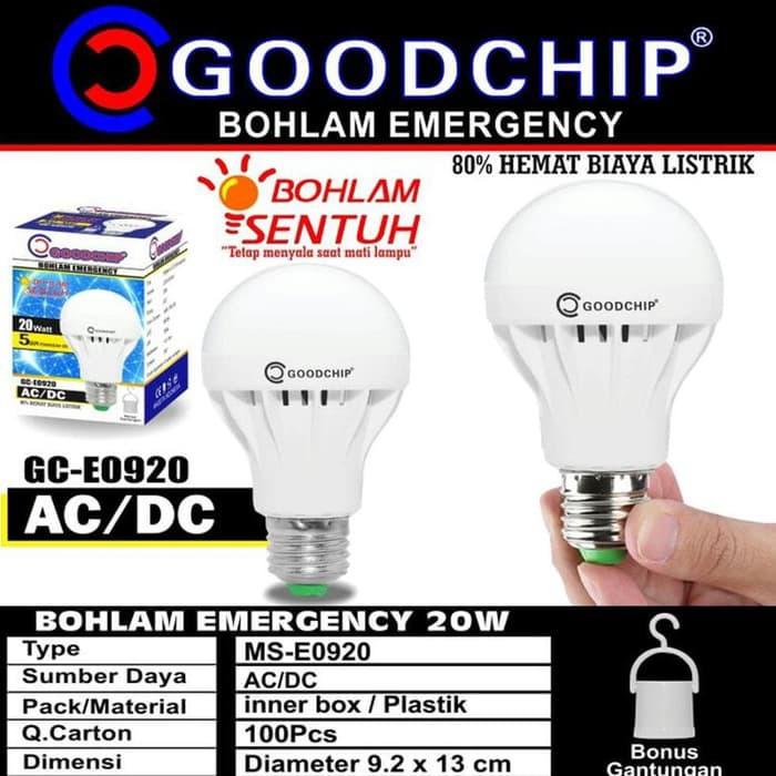 EELIC CAHAYA TERANG BOHLAM LAMPU LED SIP LITE Globe 50mm S-3 Watt | Shopee Indonesia