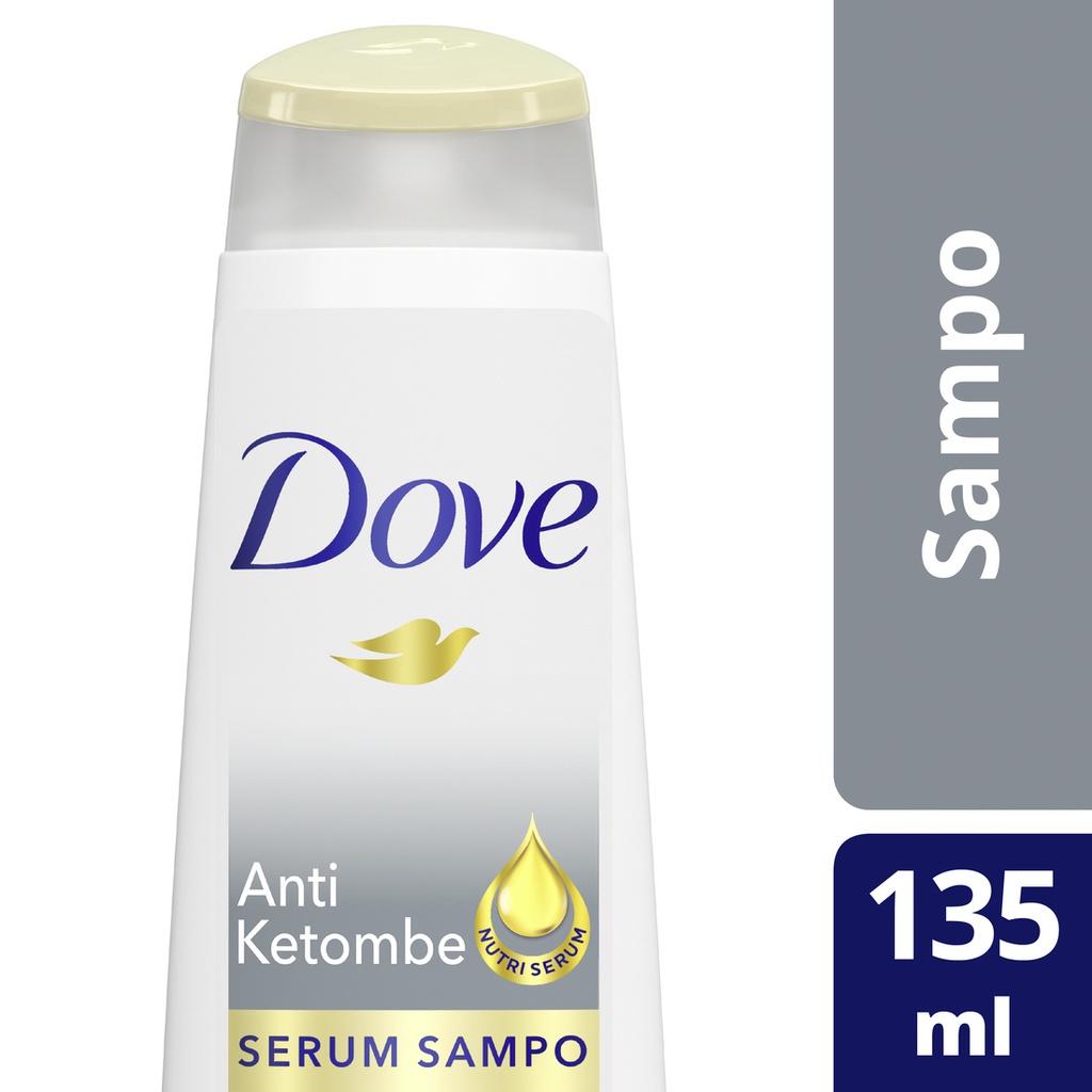 Dove Shampo Anti Ketombe 135 ML