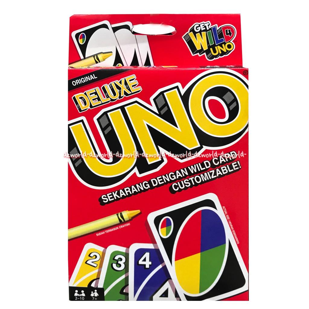 Mainan Kartu Uno