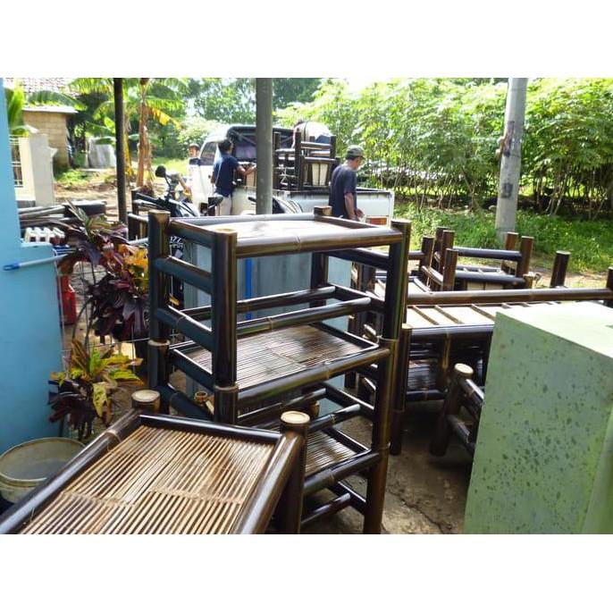 900 Koleksi Contoh Gambar Kursi Bambu HD Terbaru