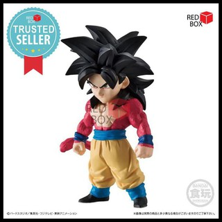 DRAGON BALL ADVERGE 8 SUPER SAIYAN 4 SON GOKOU GOKU DRAGONBALL Z BANDAI 100/%REAL