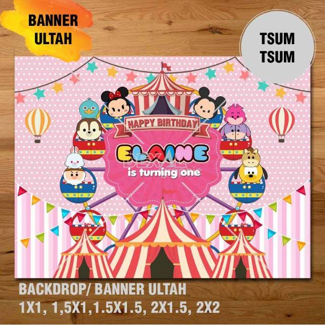 Backdrop Background Banner Spanduk Ulang Tahun Sweet Seventeen Shopee Indonesia