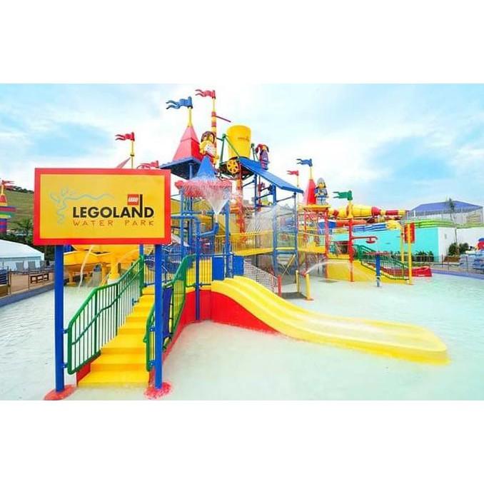 Terlaris Tiket 1 Day Legoland Theme Park Dan Water Park Johor