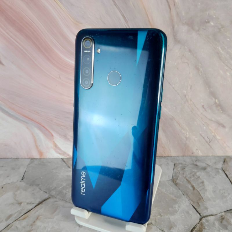 Realme 5 Pro Ram 8Gb Internal 128Gb HP Second Seken Bekas Realmi 5 Pro 8/128 Fullset dan Batangan