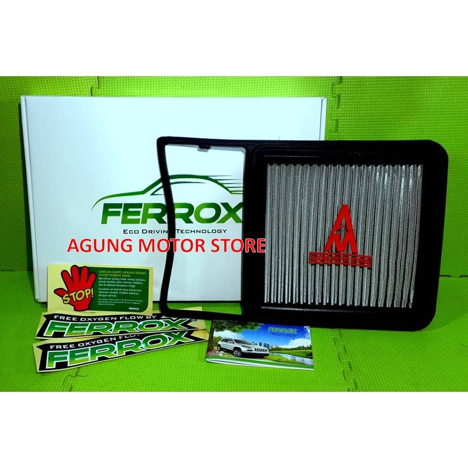 Ferrox Filter Udara Honda Vario 125 Fi 150 Pgm Pcx Shopee Indonesia