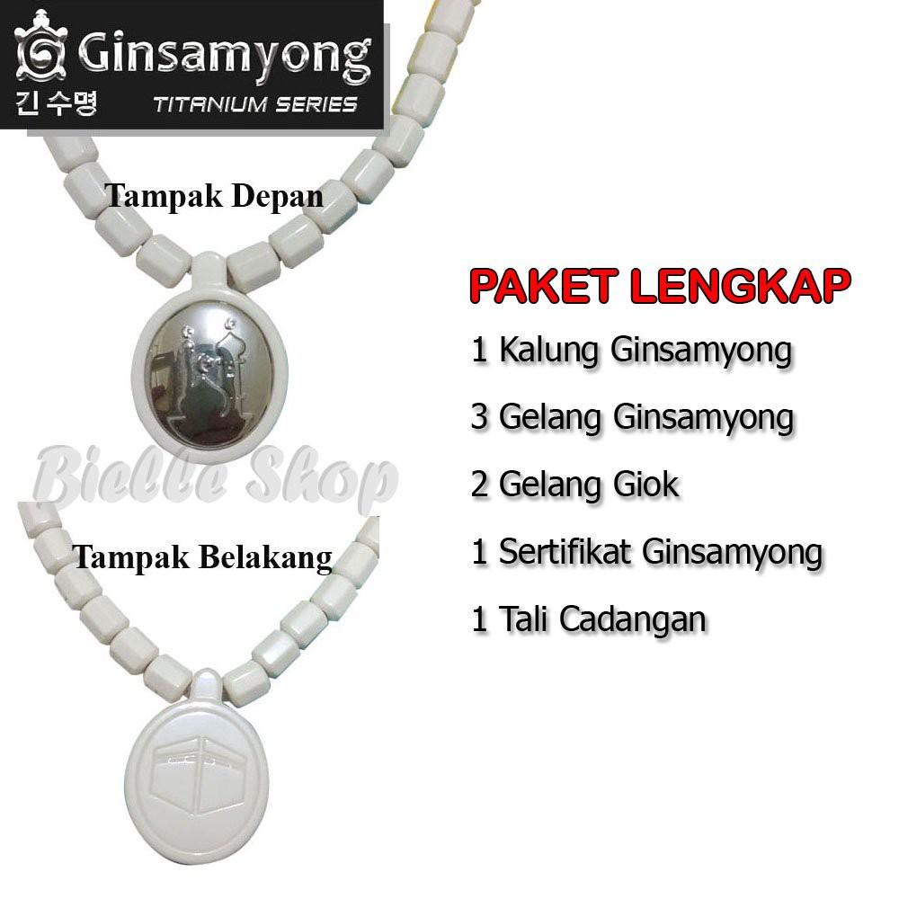 LARIS KALUNG KESEHATAN/GINSAMYONG, KALUNG DAN GELANG KESEHATAN ... | Shopee Indonesia