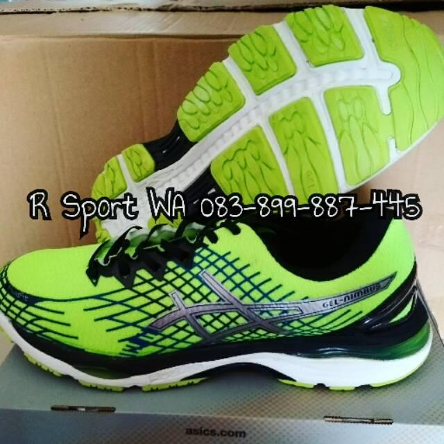 Sepatu Asics Voli Running Gel Nimbus Murah  ad60ea8822