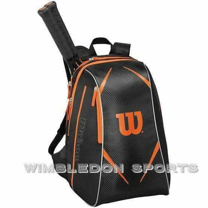 Restockk! Tas Backpack Wilson Burn  Tas Ransel Wilson Burn Top Spin ... e51640c4919f4