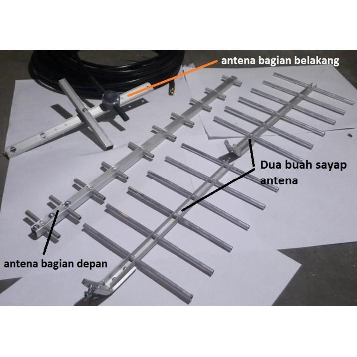 SPESIAL ANTENA YAGI TXR185 HUAWEI E5577 / VODAFONE R216 ORIGINAL PIGTAIL DUAL BARU | Shopee Indonesia
