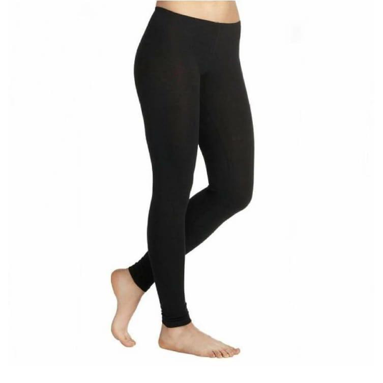 Grosir Celana Legging Panjang Wanita Spandek Rayon Super Warna Hitam Sport Premium Shopee Indonesia