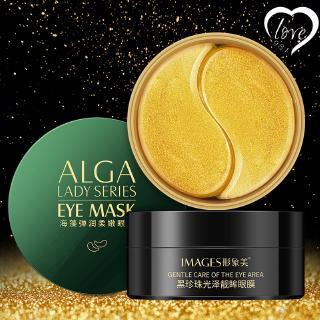 30 Pasang 60Pcs Set Masker Mata Gold Multi Aroma Osmanthus Untuk Menghilangkan Lingkaran Hitam thumbnail