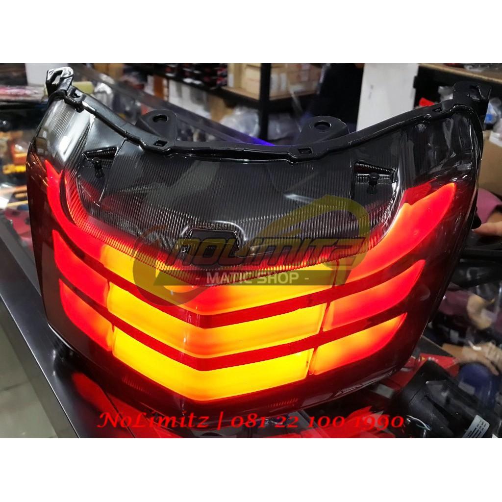 Mika Hitam Jpa Yamaha Old Vixion Stop Lamp Sein Sen Sign Byson Winker Motordepan Belakang Source Stoplamp