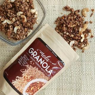 Mola Granola Coklat