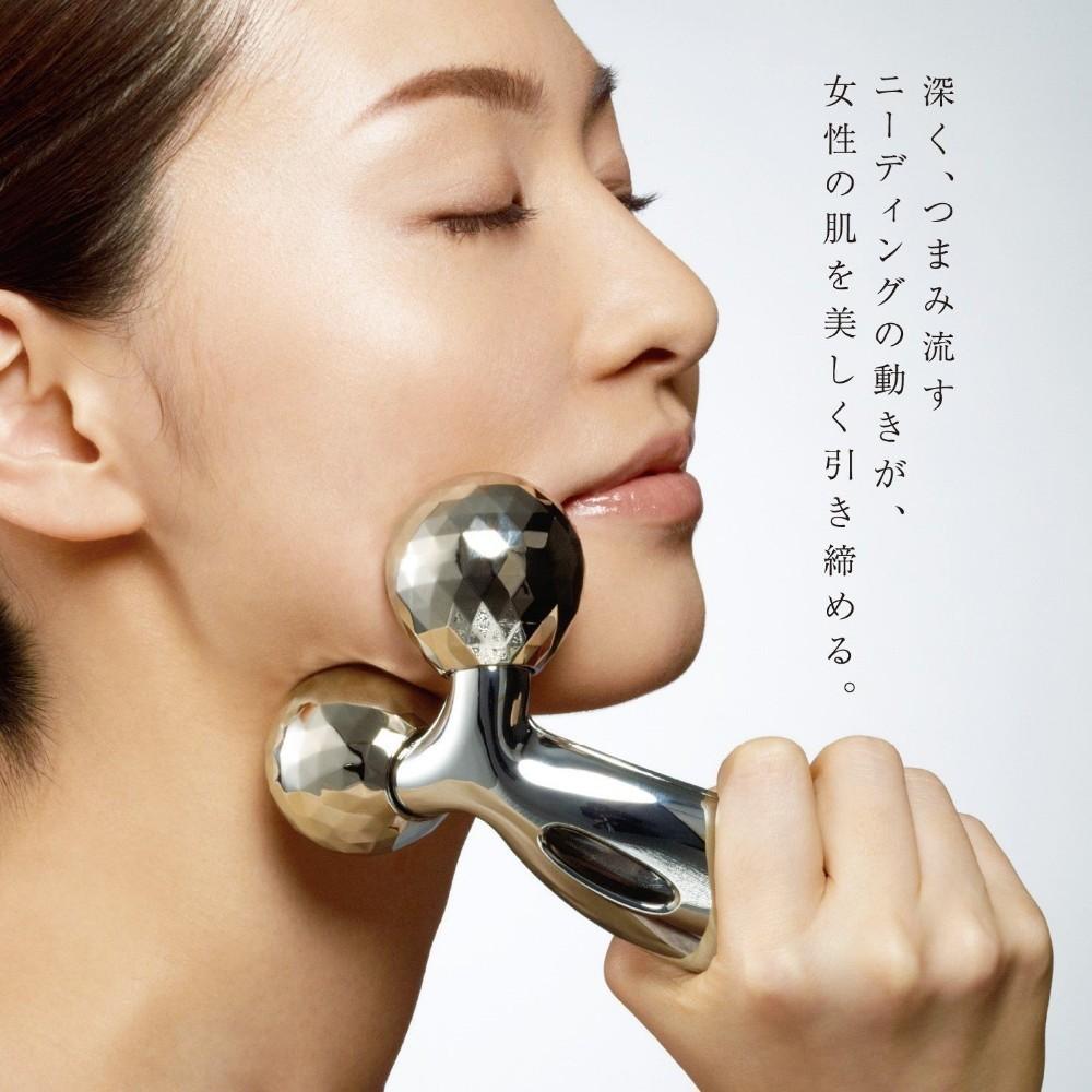 Best Seller Massager 3d Diamond Alat Setrika Wajah Bodyface Ion Lift Roller Shape Shopee Indonesia