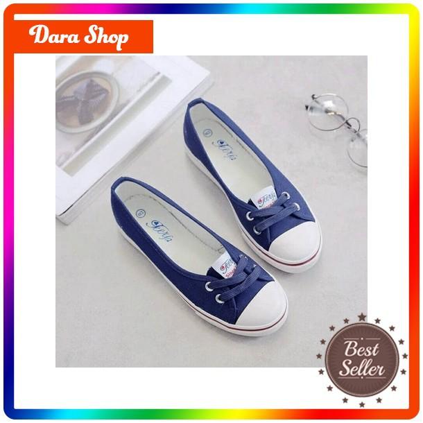 Produk Eksklusif jelly shoes bara bara sepatu wanita flat shoes barabara 689 Berkualitas   Shopee Indonesia
