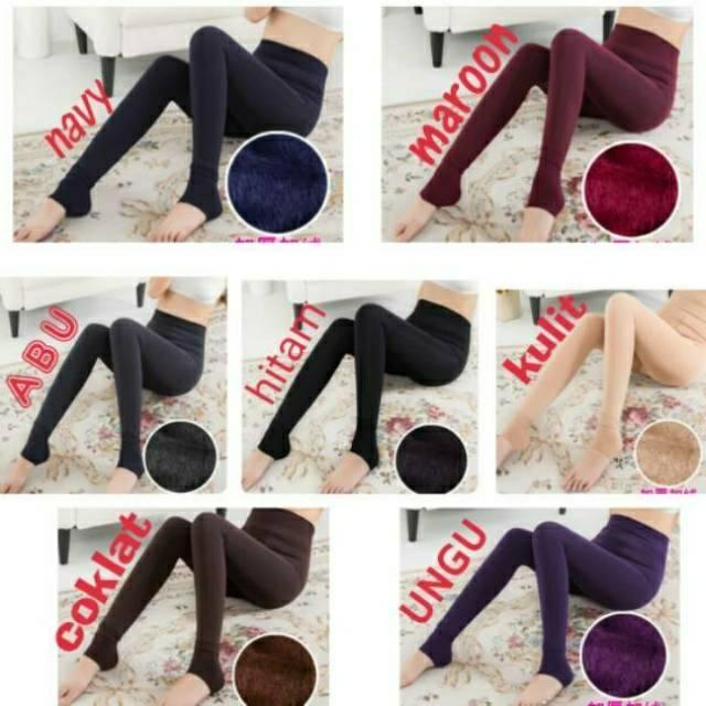 Harga Legging Winter Terbaik Celana Pakaian Wanita Oktober 2020 Shopee Indonesia