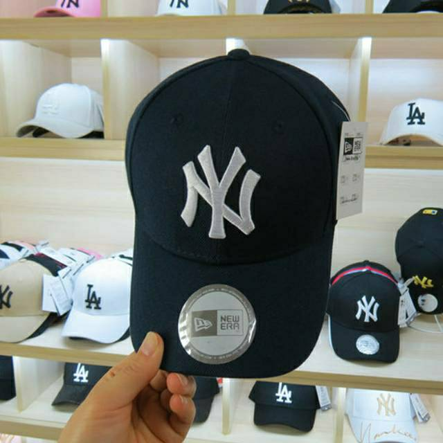 TERMURAH Topi Baseball Build Up NY New York Yankees Nike Trucker Snapback -  RS . a73750bb8f