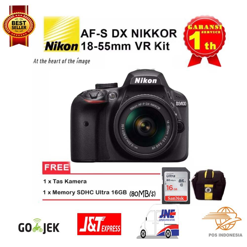 Nikon 1 J5 Kit 10 30mm Kamera Mirrorless Free Tempered Glass Garansi Paket Distributor Shopee Indonesia