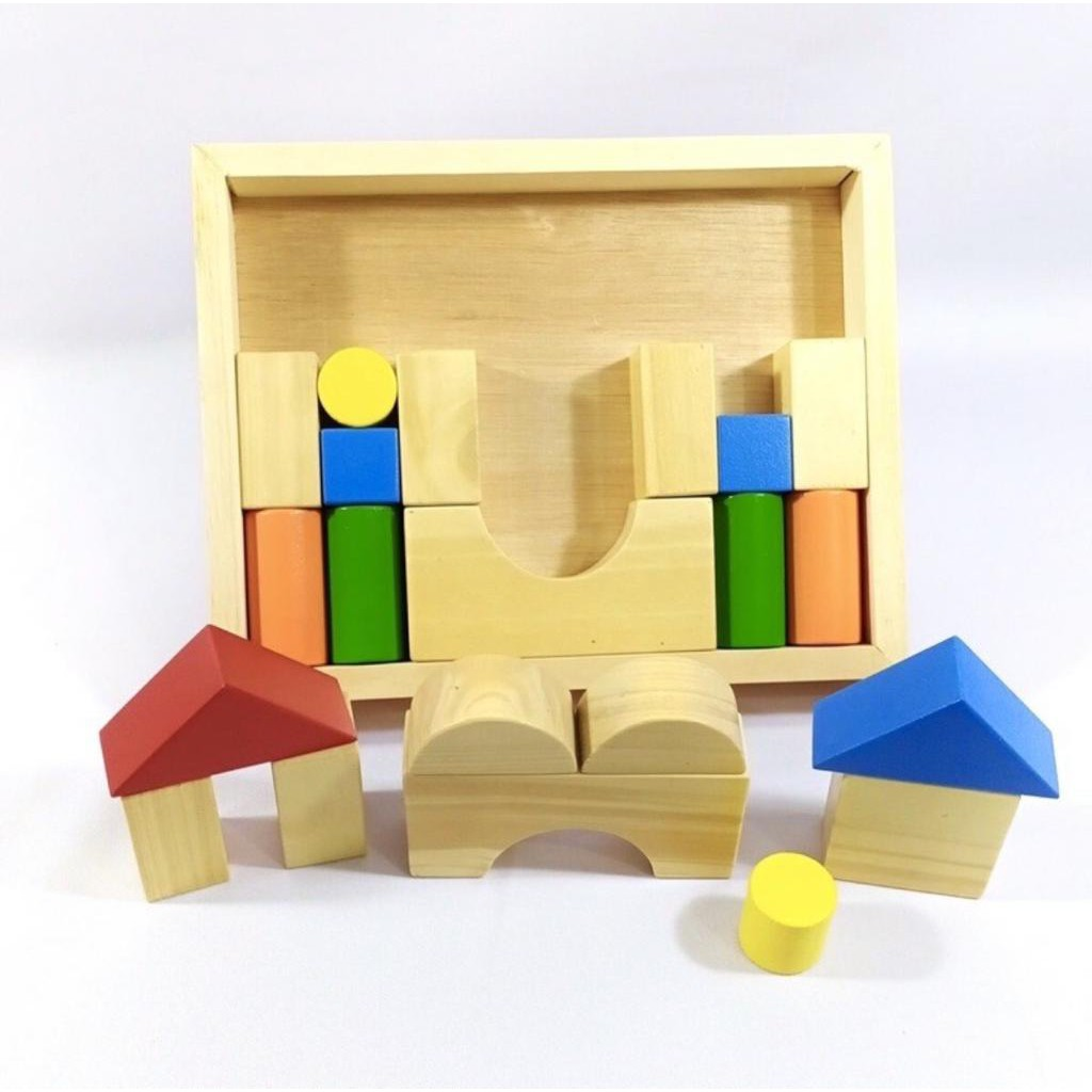 Moku Colourful Blocks