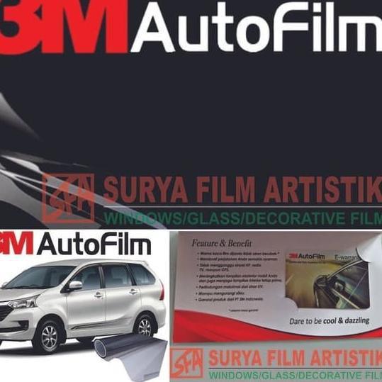 DIJUAL#- STIKER KACA FILM 3M / KACA FILM 3M / 3M AUTO FILM Zg-272