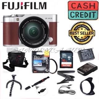 Fujifilm X-A3 Kit 16-50MM OIS II PROMO