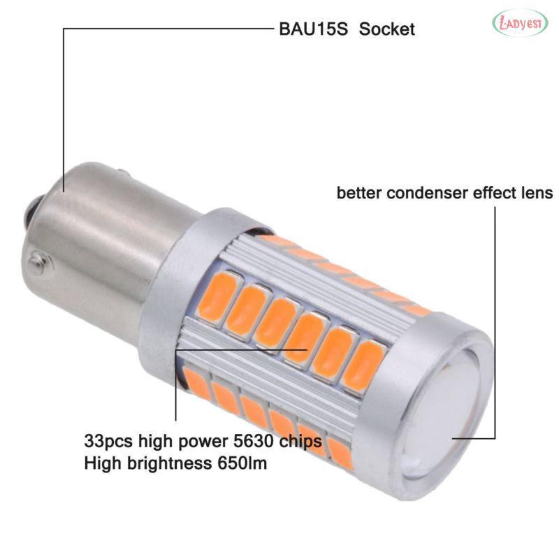 Bayar Di Tempat 4pcs Lampu Sinyal Belok Belakang Mobil