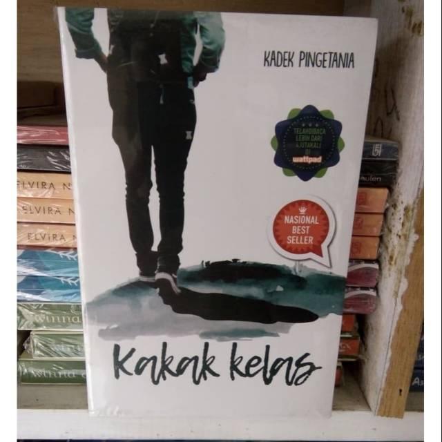 Novel Kakak Kelas Kadek Pingetania