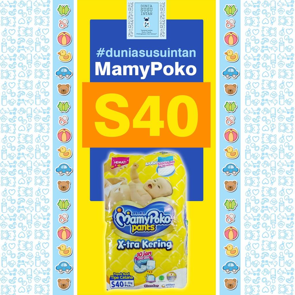 Mamypoko X Tra Kering S40 M34 L30 Xl26 Xxl24 S 40 M 34 L 30 Standart Pants Xl 26 Xxl 24 Shopee Indonesia