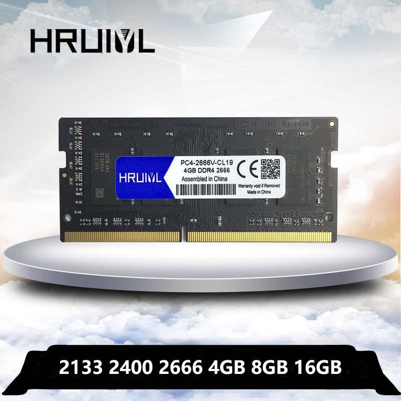 Ram Memori Ddr4 4gb 8gb 16gb 4g 8g 16g 16g Pc4-17000 Pc4-19200 2136420hz 26460hz Untuk Laptop