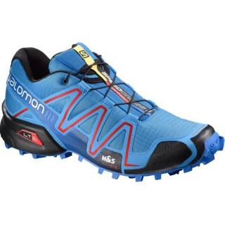 Sepatu Running Salomon Speedcross 3 Bright Blue  9b28c07c08