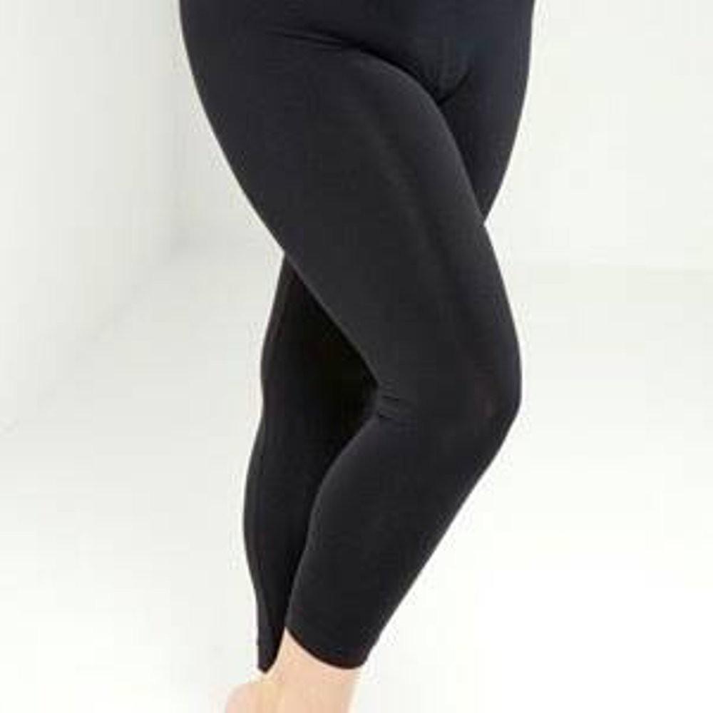 Celana Legging Jumbo Wanita Murah Panjang Hitam Polos Spandek Rayon Super L Xl Xxl 3l 4l Shopee Indonesia