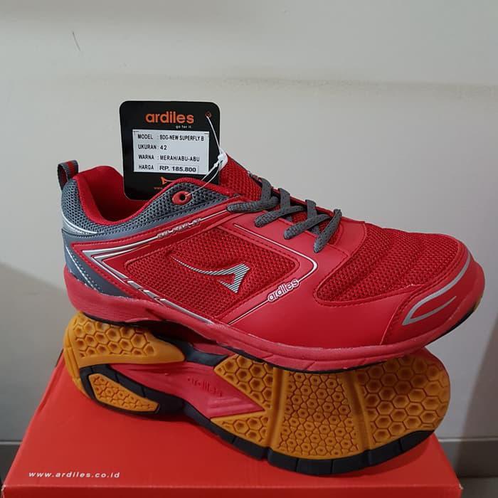 Sepatu Badminton Volley Ardiles Nayron 38-43  55a9c682d7