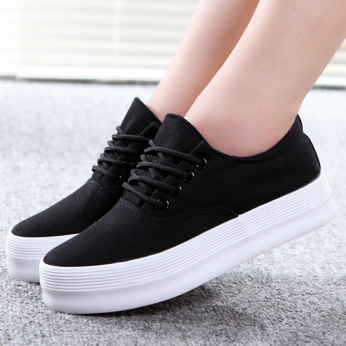 Sepatu fashion meghan sneaker NB017  763e1ce4fb