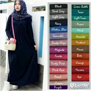 K04 Binx Fashion Dress Lissandra (5 Warna)  1fd04a12df