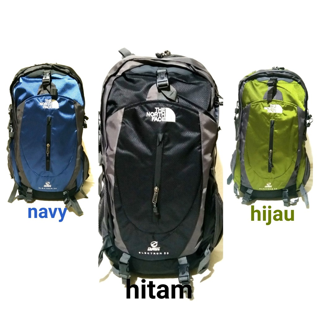 0cf459926 TAS GUNUNG SEMI CARRIER THE NORTH FACE TNF ELECTRON 50 LITER IMPORT