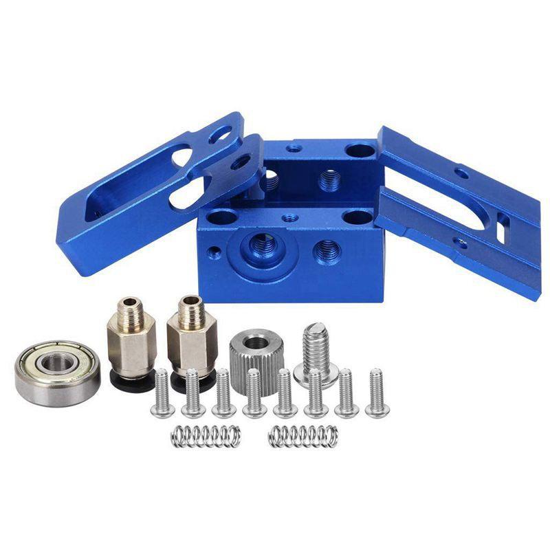 NEW 3D Printer Parts DIY Bulldog Metal Extruder Mount Kit for 1.75mm J-head MK8