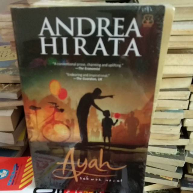 Novel Andrea Hirata Ayah Ebook