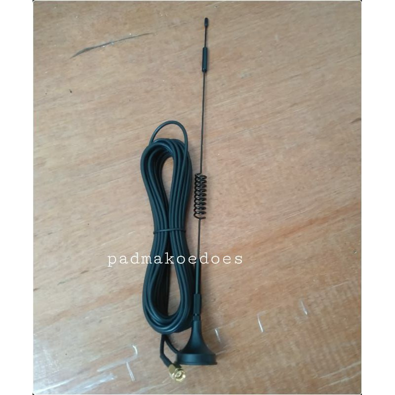 Antena Router Huawei B311 B312 B525 B535 B310 Kabel 5Meter Pigtail SMA Antena Orbit Star Telkomsel