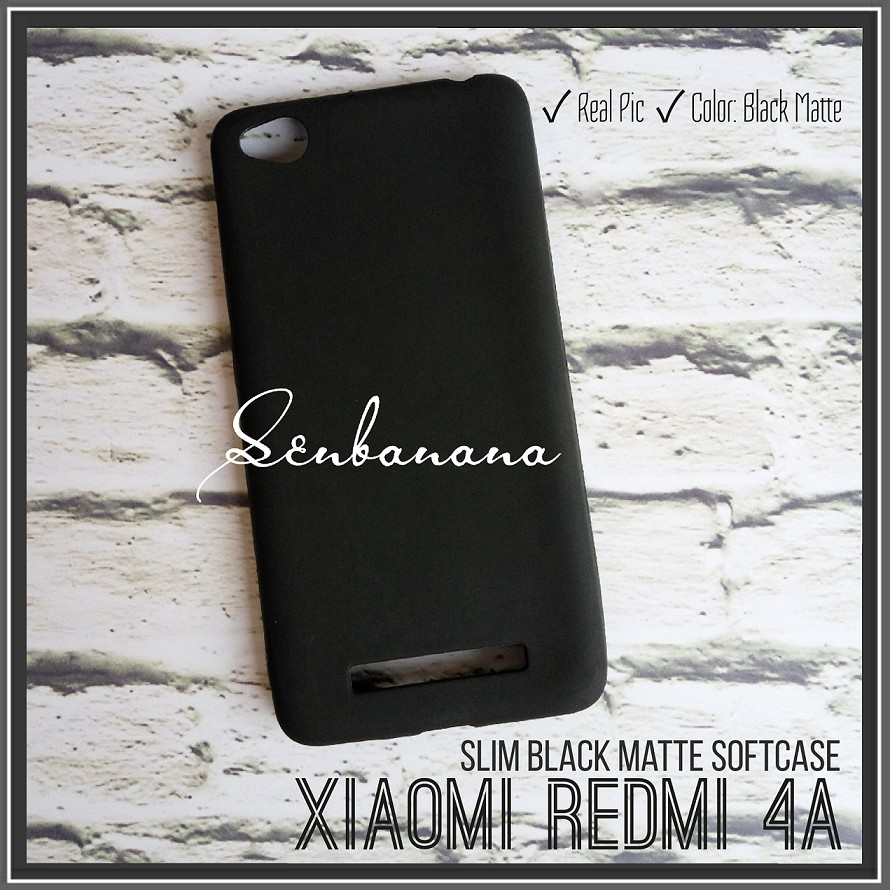 REDMI 4X Carbon Fiber Softcase Xiaomi Redmi4x Soft Case 4 X | Shopee Indonesia