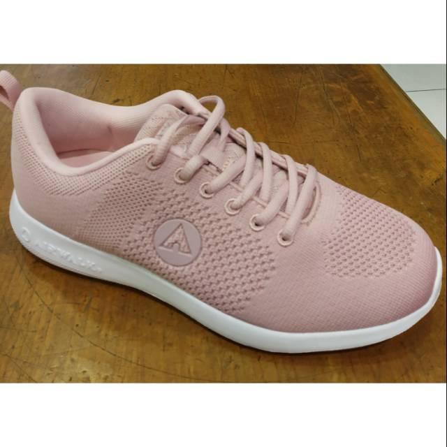 Sepatu Airwalk Original Sneaker Casual Gary Dusty Pink Women