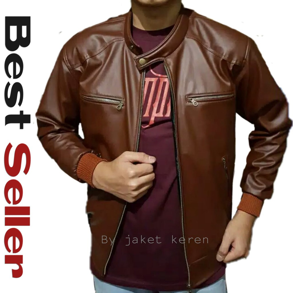 Sarung Tangan Motor Racing Kulit Pria Half Batok Gloves Kevlar Asli Garut Protection Brown Best Seller Protector Murah Awet Shopee Indonesia