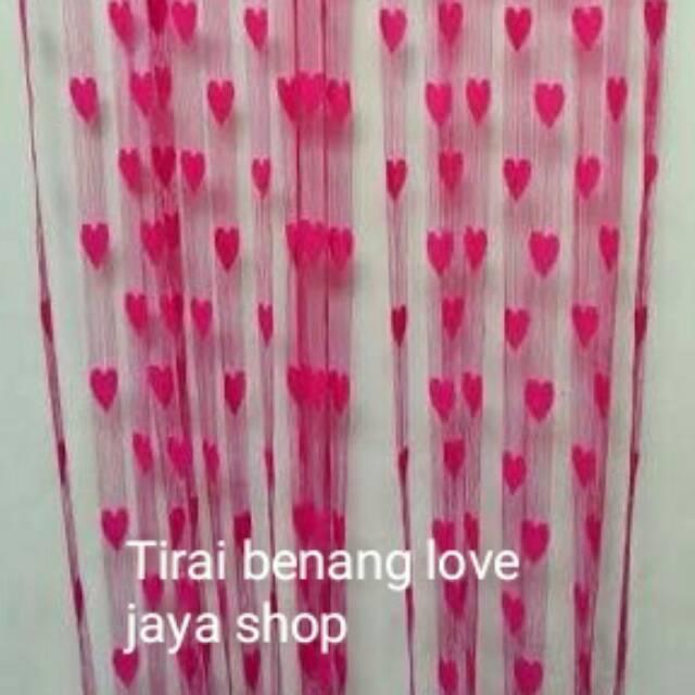 TIRAI BENANG LOVE ...