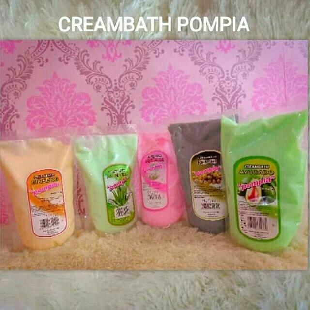 Creambath Pompia Refil 1 Liter Creambath Salon Shopee Indonesia