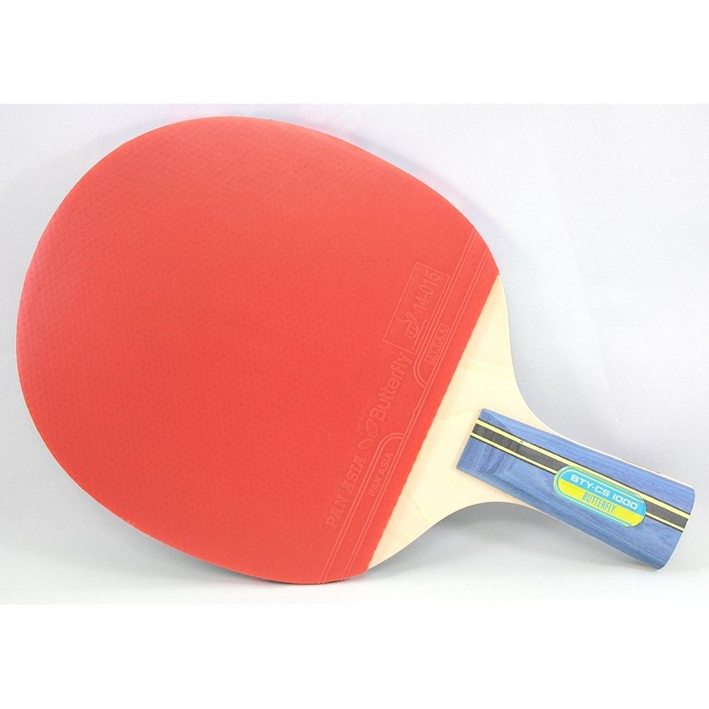 Kayu Bat Tenis Meja Butterfly Bty Cs 1000 Penholder Shopee Indonesia