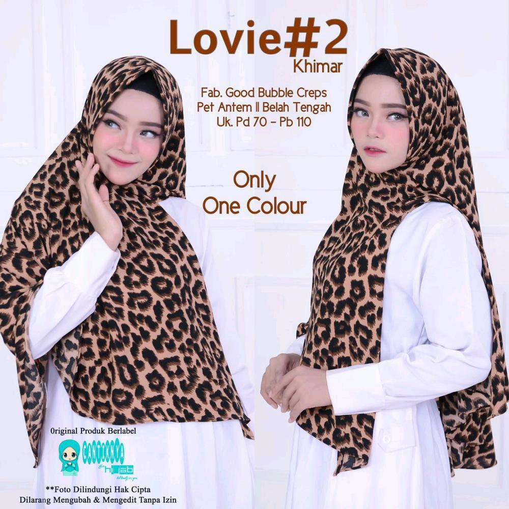 Khimar mini rempol motif cleopatra kerudung wanita jilbab hijab termurah  promo grosir online