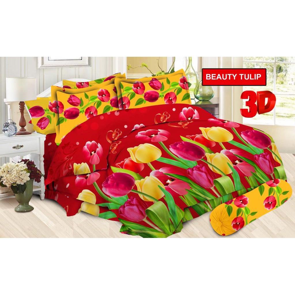 Sprei Ladyrose Size King 180x200 Motif Lv Shopee Indonesia Katun Import  Uk 953
