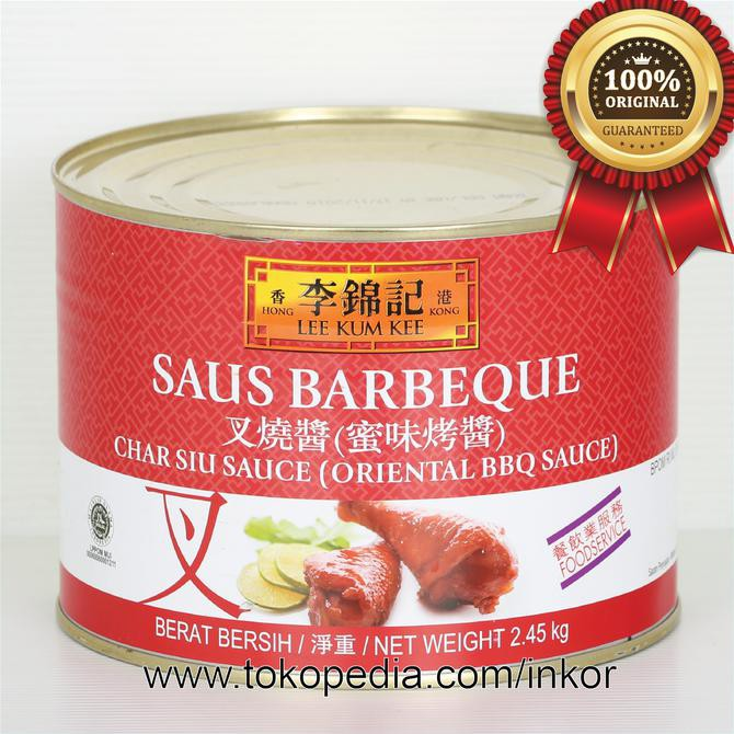 [240 gr] Lee Kum Kee Saus Barbeque/ Char Siu | Shopee Indonesia