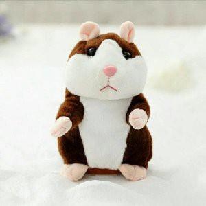 Boneka Hamster Bisa Bicara Talking Hamster Mainan Bayi Lucu Dan Bisa Buat Kado Shopee Indonesia