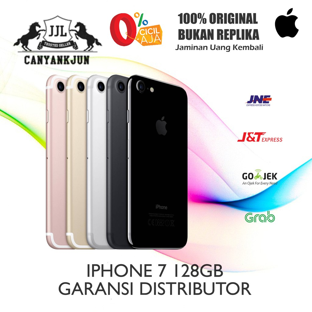 Iphone 7 128gb Garansi Distributor 1 Tahun Shopee Indonesia Xiaomi Mi 5 Pro 4 128